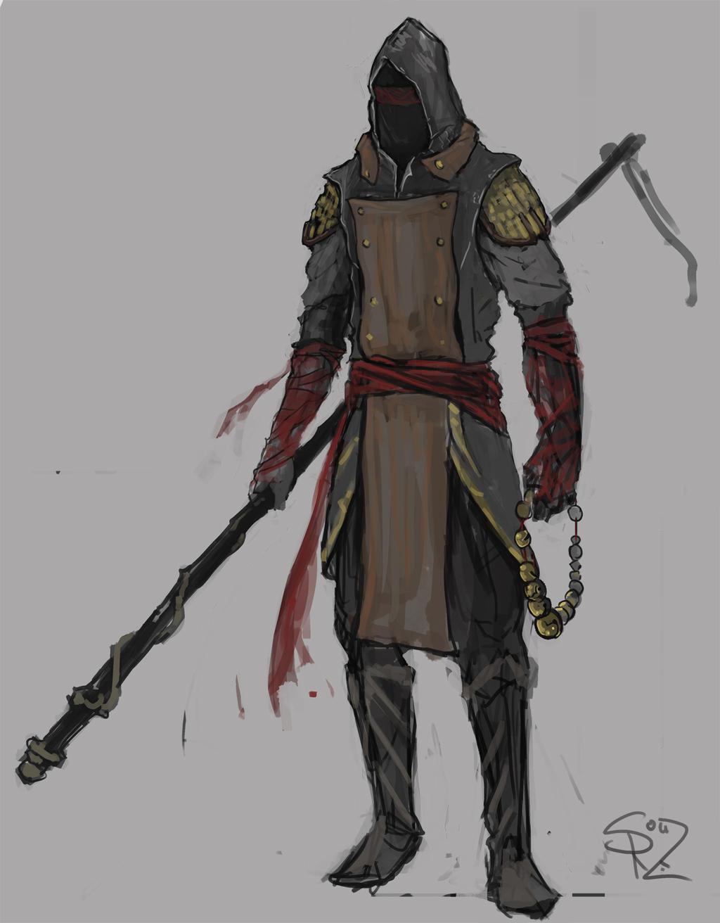 Diablo  Monk Build Season  Jessie