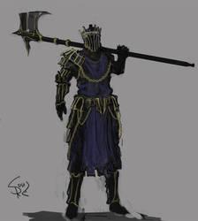Royal Executioner by Halycon450