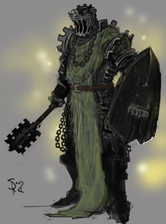 Royal Gatekeeper by Halycon450