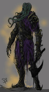 Mindflayer Knight