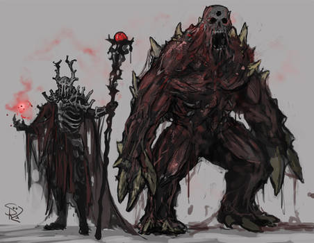 Royal Fleshcaller