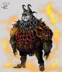 Jovial Fire-eater