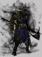 Schismatic Executioner by Halycon450