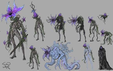Yodth Parasite by Halycon450
