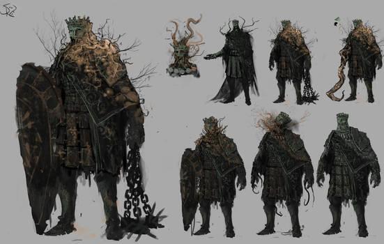 Plague-ridden Sentinel by Halycon450