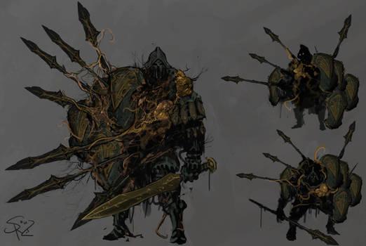 Plague-ridden Phalanx II