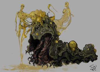 Mouldformer Worm by Halycon450