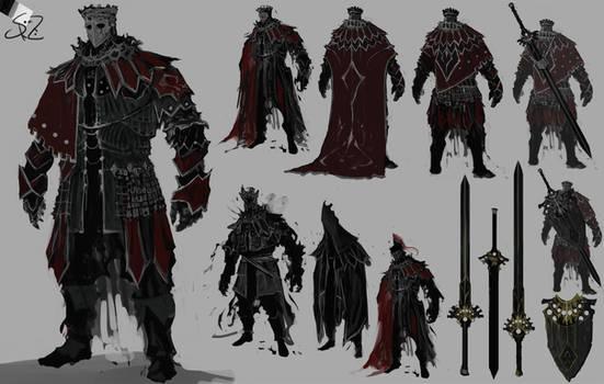Sharar, Marshal of the Realm