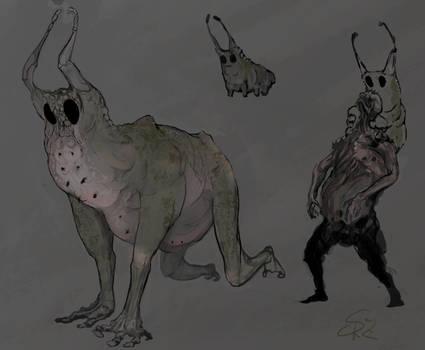 Greybog Larva