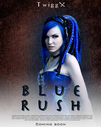 Blue Rush by RckCell