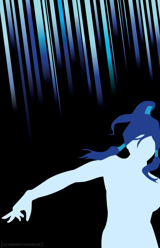 Avatar Korra -Legend of Korra- by StarDustShadow