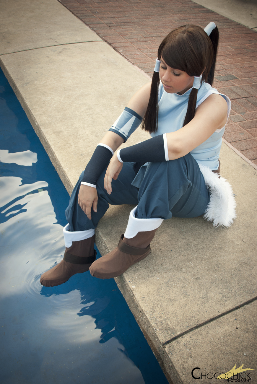 Welcome to Republic City -Legend of Korra- by StarDustShadow