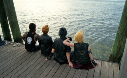 Galdin Quay's the place to be! -FFXV-