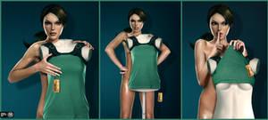 Lara Croft - Under The Skin