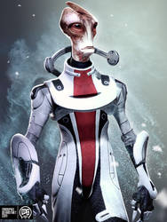 Mordin Solus by MadSpike