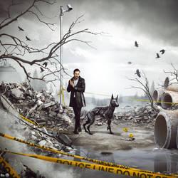 Crime Scene by MadSpike