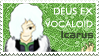 VOCALOID Icarus Stamp by Sho-saka