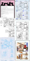 RSBD Making of Special Comic