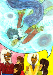 The Mermaid Incident by Sho-saka