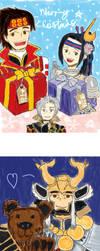 Nobuyuki's Christmas by Sho-saka