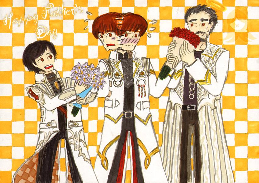 Father's Day - Saejima Edition by Sho-saka