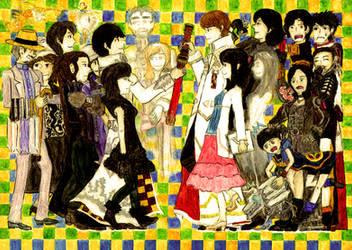 The Legacy of the GARO Bloodline by Sho-saka