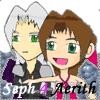 Chibi AeriSeph by Sho-saka