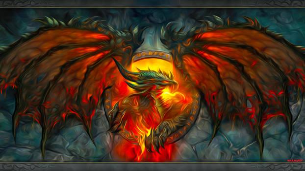 WARPROOF Fantasy Dragon REMAKE*