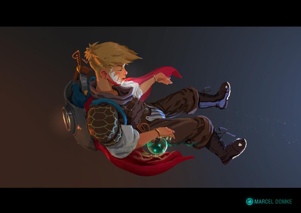 Adventure Boy Cody by Marcel-Domke
