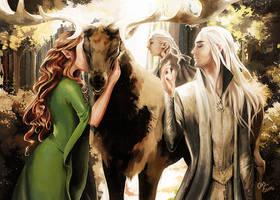 AMRALIME: THE HOBBIT FANART ANTHOLOGY by cos-tam