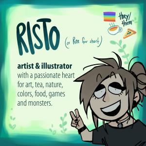 Risto-licious's Profile Picture