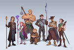 DnD Party (for Matthew)
