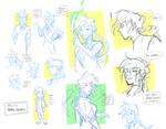 Toriki Sketches