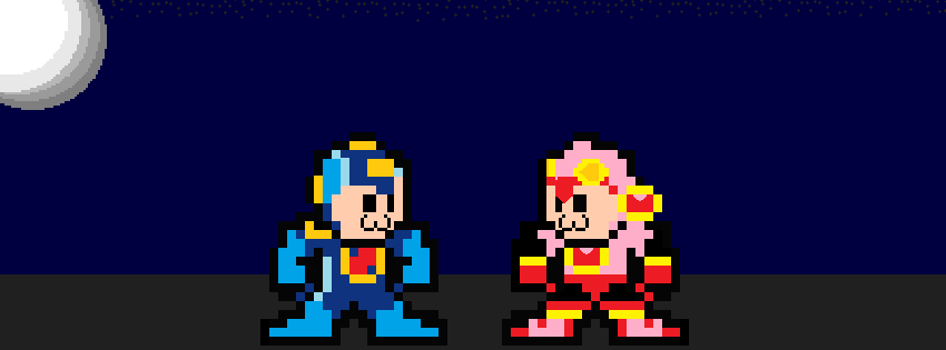 Para portada de facebook imagui for Megaman 9 portada