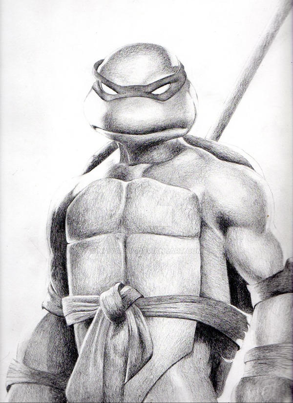 Donatello Fin by naiya1982