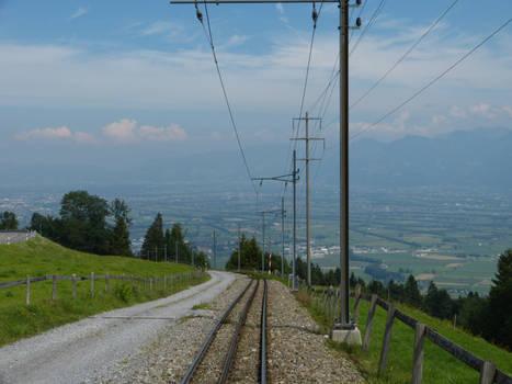 Rails to somewhere