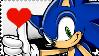 Sonic Stamp by BlazeCherry