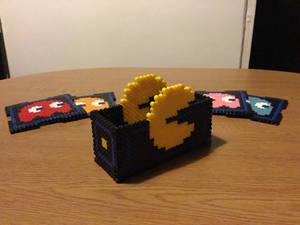 Pac-Man Coaster Set