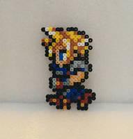 Cloud Perler (Final Fantasy 7)
