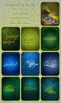 Ramadan Kareem 2012 by marh333