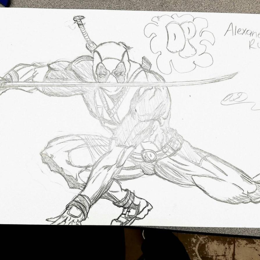 Deadpool by Ajforever51
