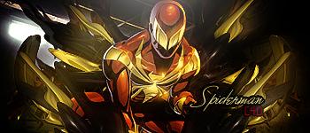 Spiderman C4D by Activox809