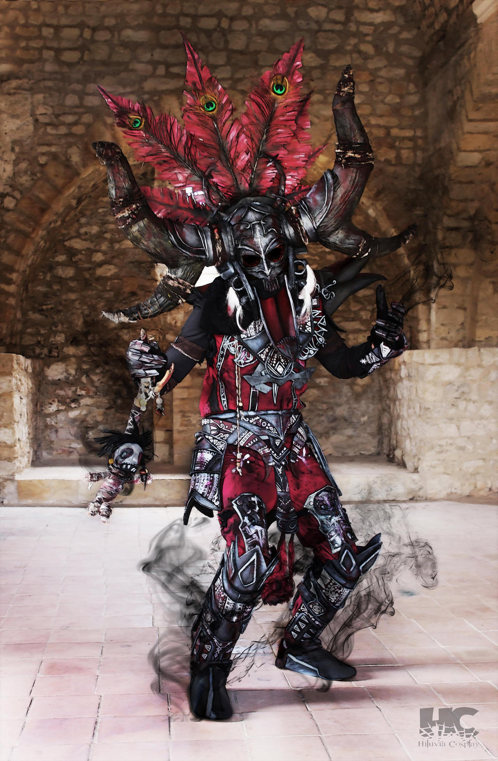 Witch Doctor - Diablo 3 by Hiluvia on DeviantArt