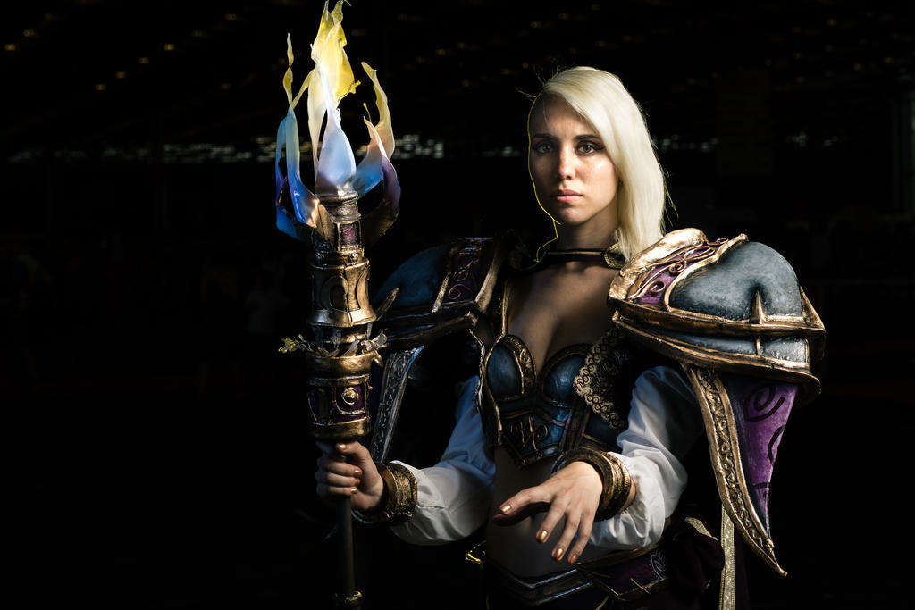 Jaina Proudmoore Heroes Of The Storm By Hiluvia On Deviantart I've got a good feeling about this. deviantart