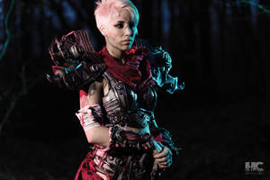 Warrior T17 Mythic - World Of Warcraft by Hiluvia