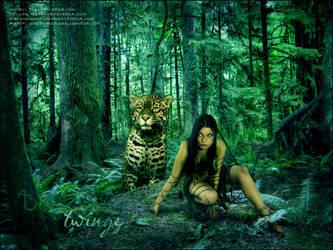 Amazon Queen by JarethsQueenAlora