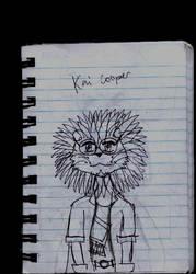 Kai Cooper by RAQ777