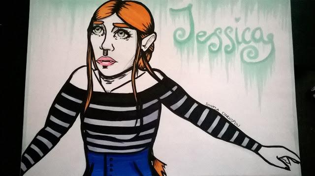 Jessica by citruspuu