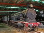 Heritage steam loco 3214