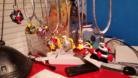 Dice Jewelry on Parade! (Also for Sale) by Shirou14